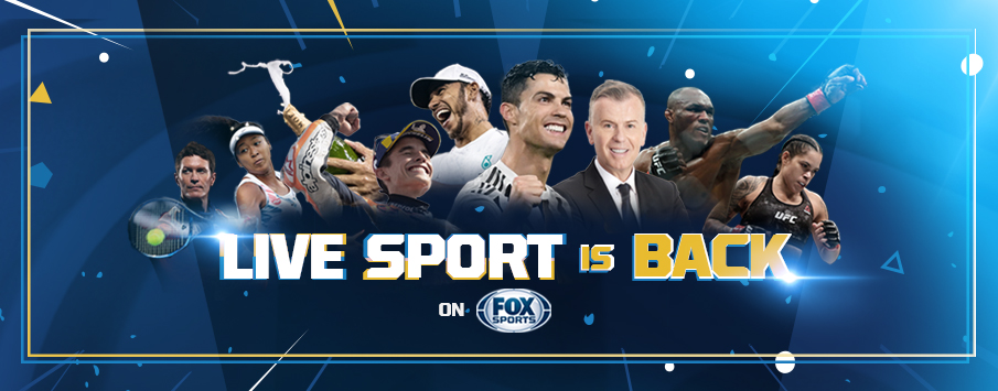 The Official Tv Listings For Fox Sports Fox Sports 2 Fox Sports 3